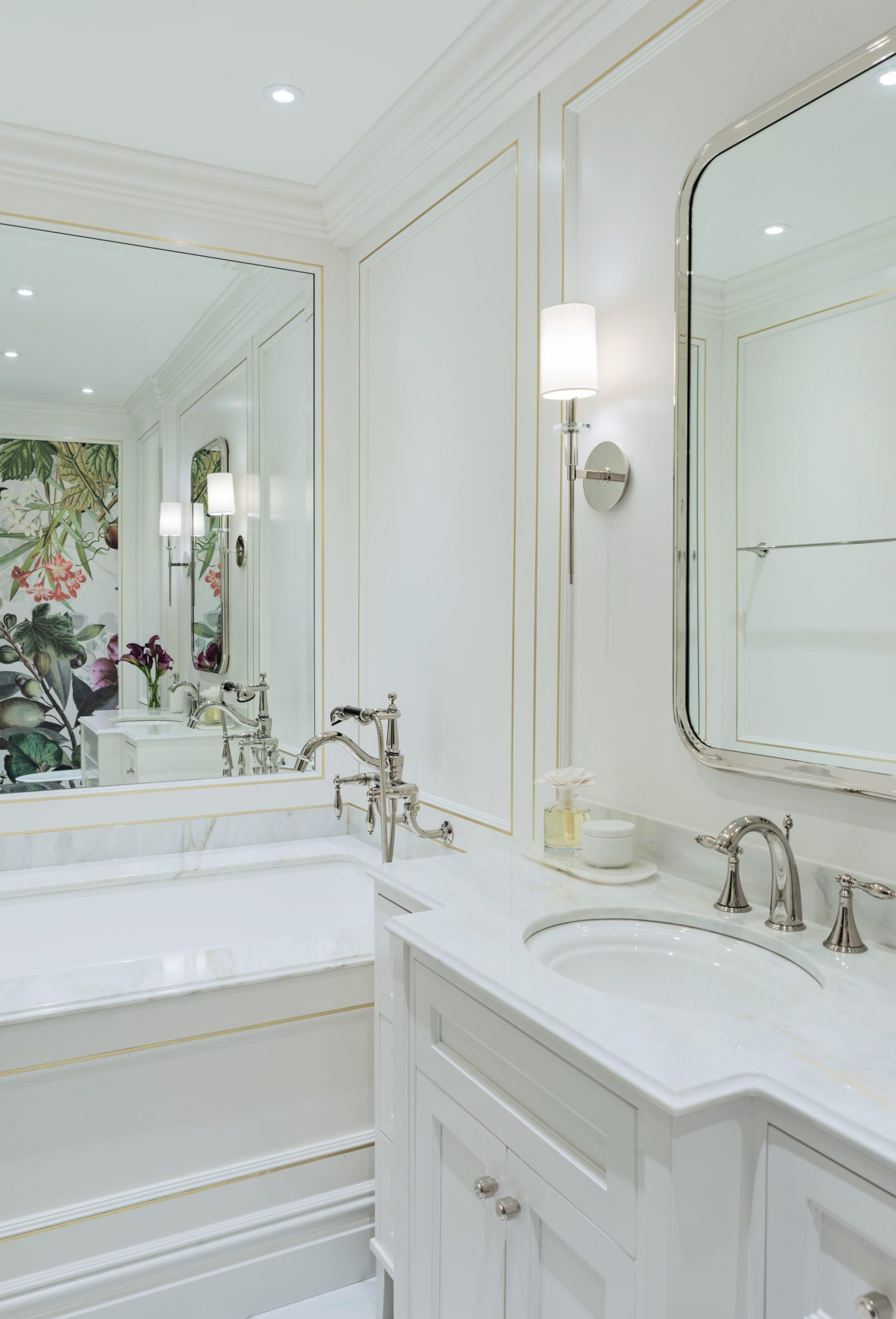 Bathoom Reno _ Cote des Neiges Westmount