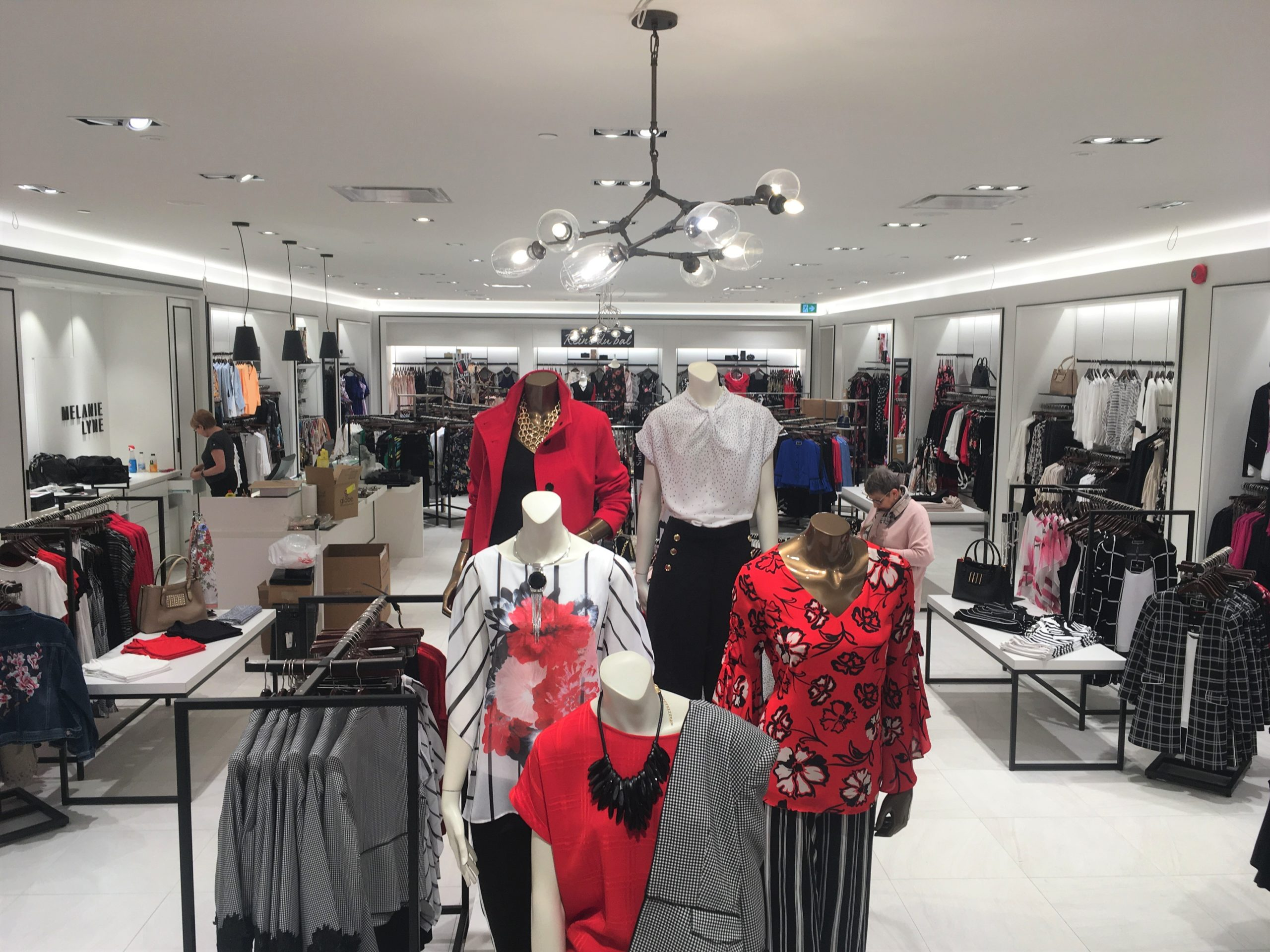 Store Interior Overview