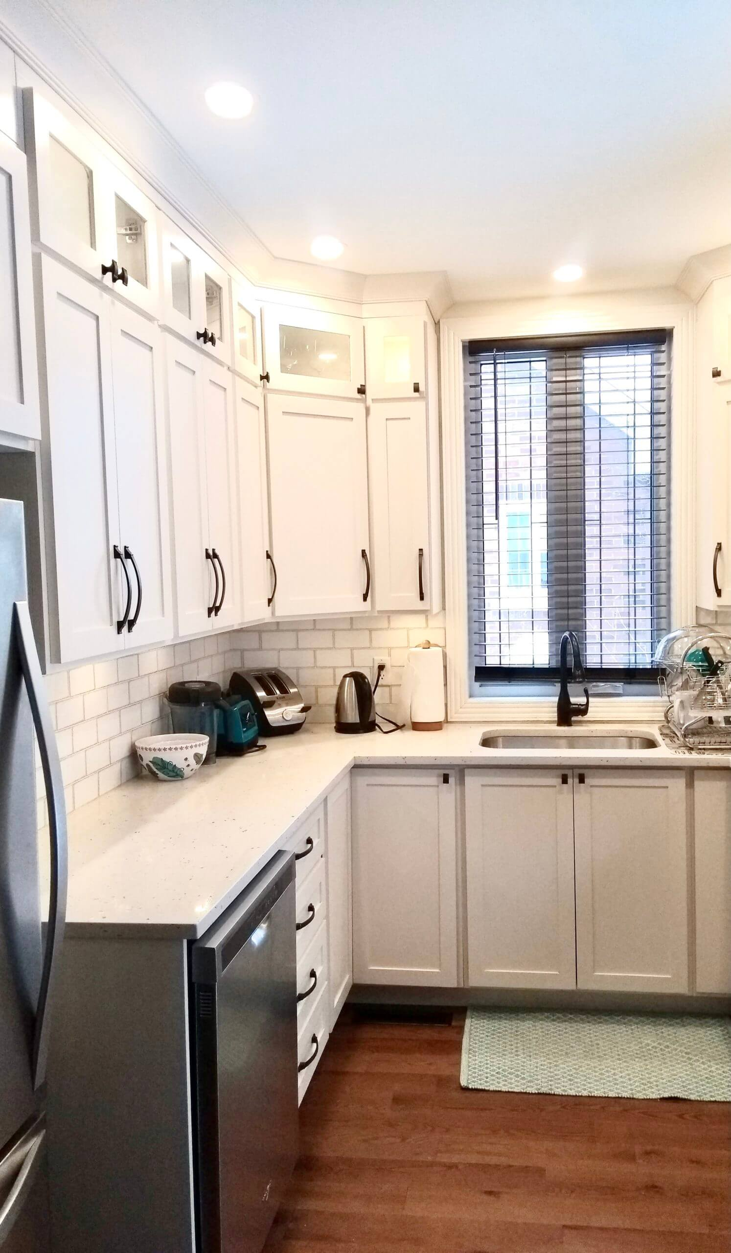 kitchen countertops makeover in Montreal