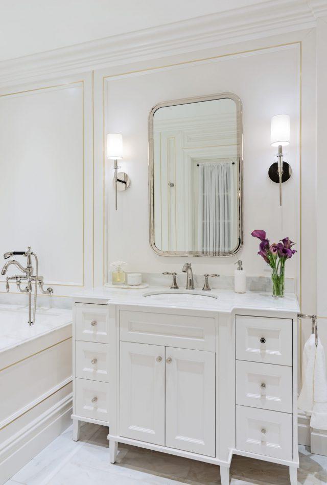 Bathroom Vanity, Renovation - cote des neiges, westmount