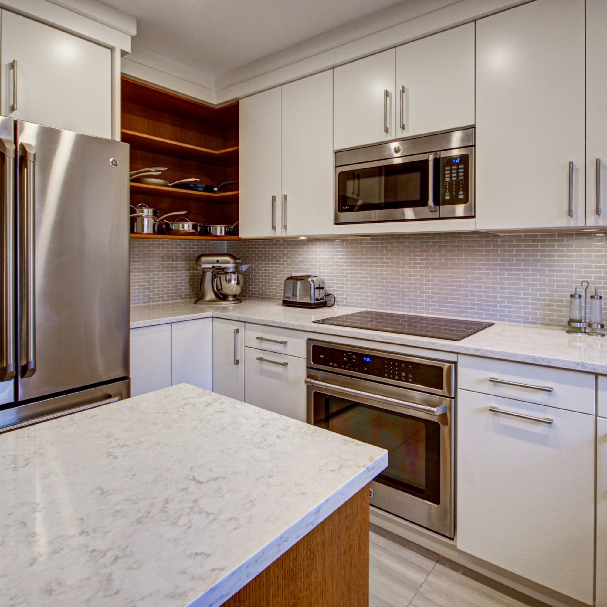 Kitchen Renovation - Dorval