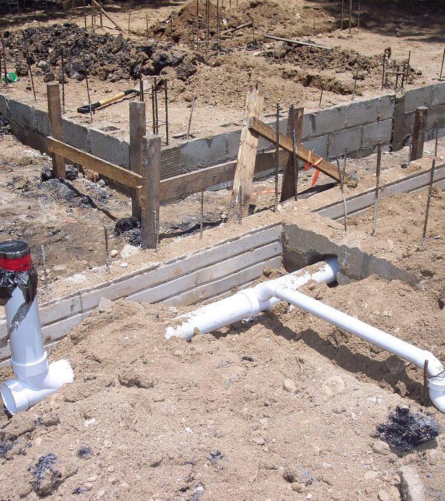 réparation des fondations
