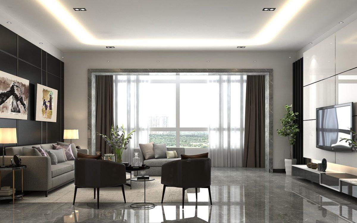 living room modern tv, luggage, modern-4813589