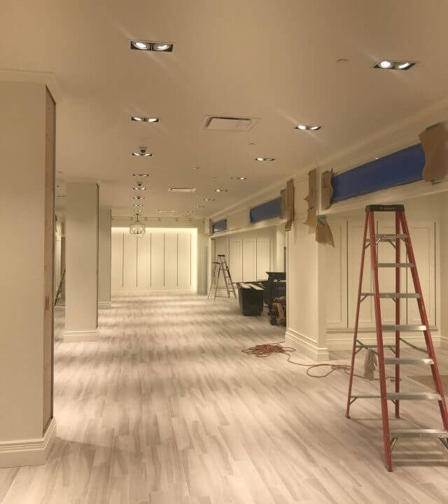 montreal commercial general contracting project for Laura (1)